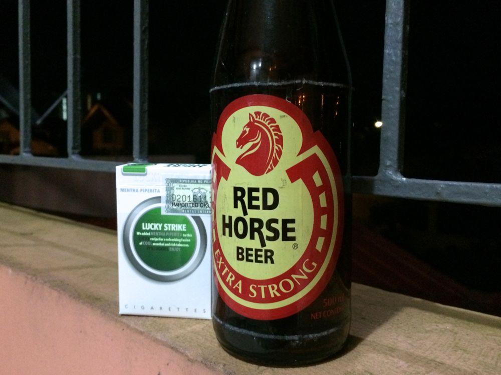 タバコとビールが同じ値段