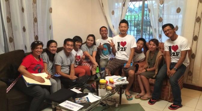 フィリピン留学初日、タガイタイのFace to Faceまでの緊張感ある長い道のり