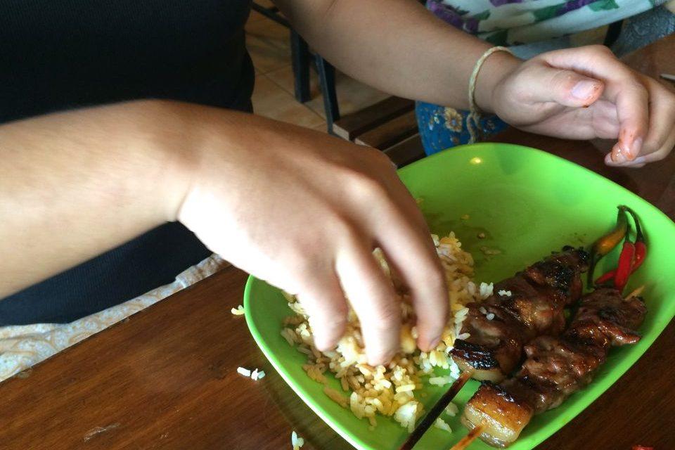 カマイスタイルで食べる