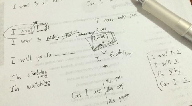 息子と同い年の17歳の留学生から教わる英語が凄くわかりやすい