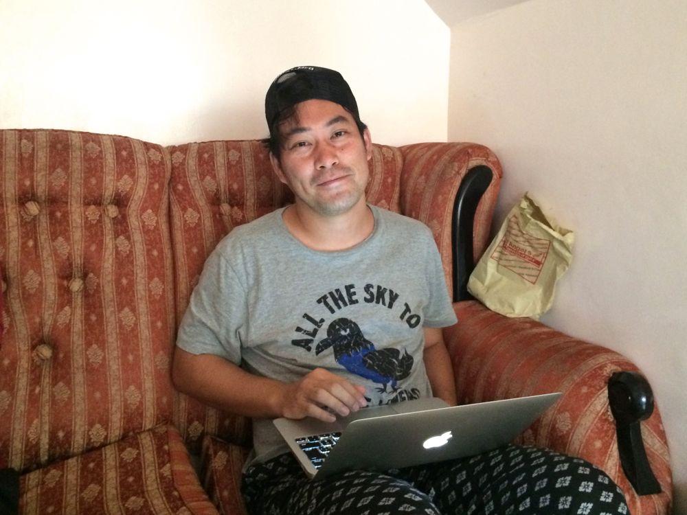 フィリピン語学留学ラジオ運営、そして斡旋をしている中谷さん