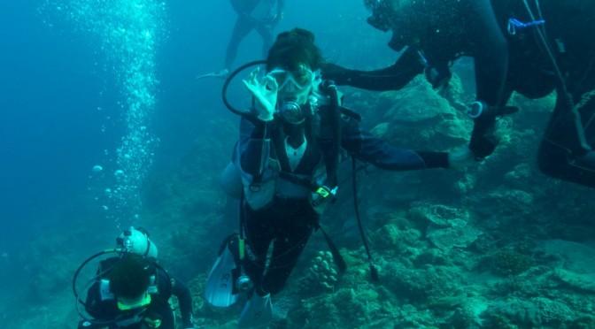 フィリピンでスクーバーダイビングのライセンス取得!泳げない私ですけどまた海に潜りたい!