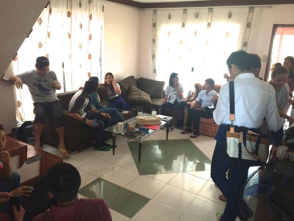 フィリピンのF2F語学学校は先生と生徒数が多くなってきた