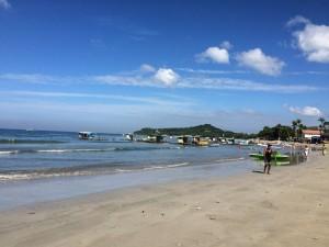 フィリピンのバタンガスビーチに行ってきました