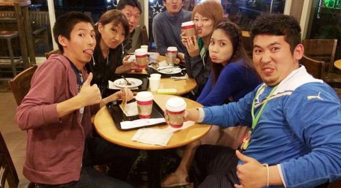 フィリピン留学の卒業前日は3ヶ月間共にしたメンバーでお別れ会