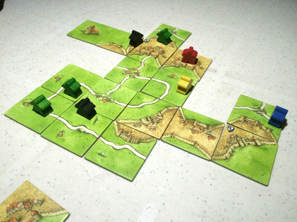 島と道を繋げるのだけれどなんのゲームだろうか?