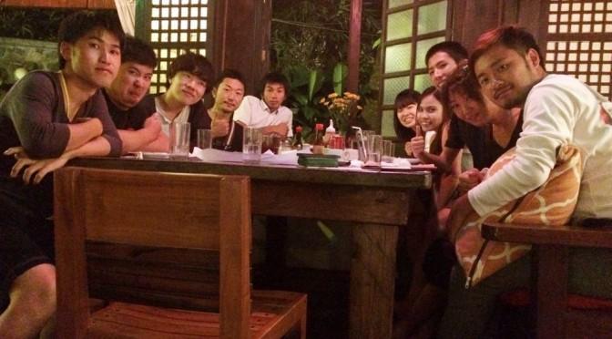 フィリピン留学ミッション達成!レストランで英語で注文できた。